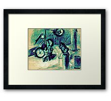 Giro d'Italia Workshop 1.2 Framed Print
