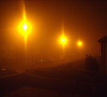 The Mist by gemma angus