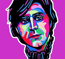 1970s Bryan Ferry by Blake Chamberlain
