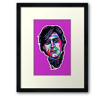 1970s Bryan Ferry Framed Print