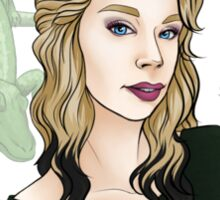 Grav3yardGirl || ScarlettDesigns Sticker