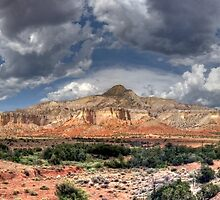 Sombrero Rock by njordphoto