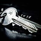 Keys by dannyphoto