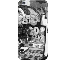 Three Towers iPhone Case/Skin