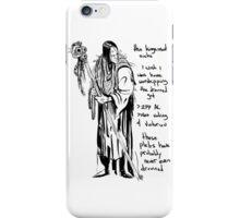 Aeron Greyjoy Wants Out iPhone Case/Skin
