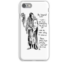 Aeron Greyjoy Wants Out iPhone Case/Skin