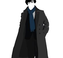 Sherlock by OptimusFries