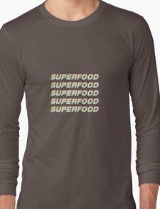 Superfood Long Sleeve T-Shirt