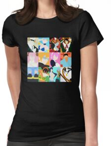 Fairy Tail Zodiac Womens Fitted T-Shirt