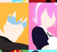Fairy Tail Zodiac Sticker