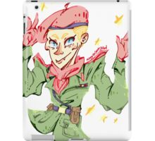 Young Ocelot iPad Case/Skin