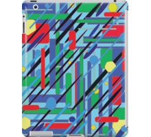 Blue Factory iPad Case/Skin
