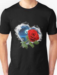 Smokey Rose Unisex T-Shirt