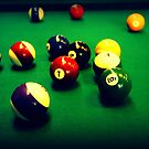 Pool Break by Tamela J Wolff