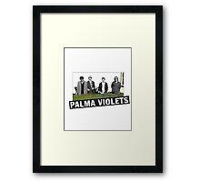 Palma Violets Framed Print