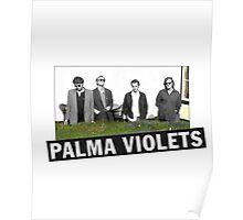 Palma Violets Poster