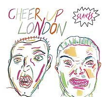 Cheer Up London by Mitch Grant