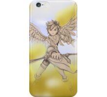 Pit (Kid Icarus) Sketch iPhone Case/Skin