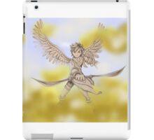 Pit (Kid Icarus) Sketch iPad Case/Skin