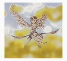 Pit (Kid Icarus) Sketch Baby Tee