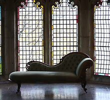 chaise lounge by Steve Scully
