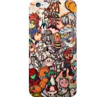Super Smash Bros Melee Collage iPhone Case/Skin