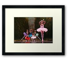 Princesses 1 Framed Print