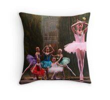 Princesses 1 Throw Pillow