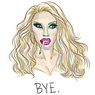 Draw Queens: Willam by Joree Cisneros Wuollet