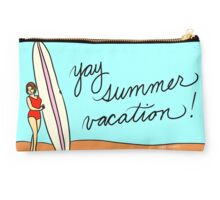 Summer Vacation Studio Pouch