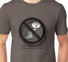 Controlling Thoughts Unisex T-Shirt