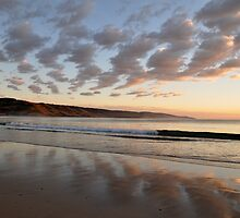 Dawn at Apollo Bay by Catherine C.  Turner