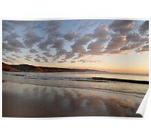 Dawn at Apollo Bay Poster