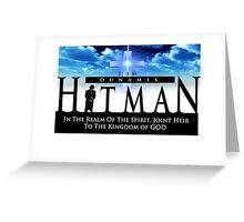 Hitman 2 Greeting Card