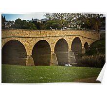 Richmond Bridge Poster