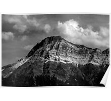 Vimy Mountain Poster