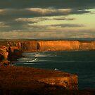 Port Campbell Coast Line,Great Ocean Rd by Joe Mortelliti