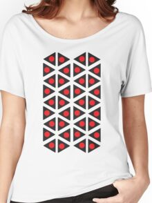 Star Pattern 39 Women's Relaxed Fit T-Shirt