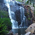 McKenzie Falls - Grampians National Park by Robert Jenner