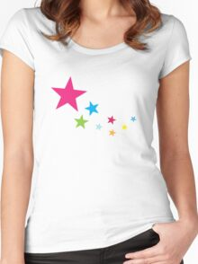 Pop Star 26 Women's Fitted Scoop T-Shirt
