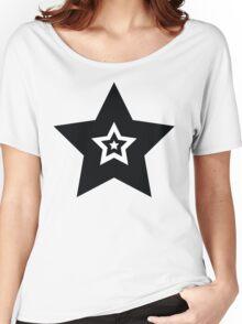 Star 3 Women's Relaxed Fit T-Shirt