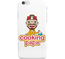 Cooking Papa iPhone Case/Skin