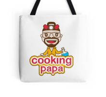 Cooking Papa Tote Bag