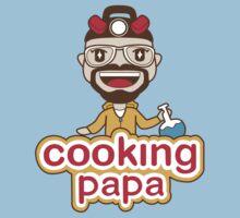Cooking Papa by EeeBeeDee