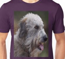 Irish Wolf Hound  Unisex T-Shirt