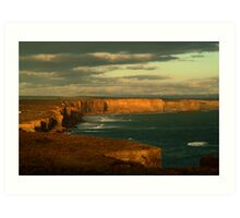 Port Campbell Coastline, Great Ocean Road Art Print
