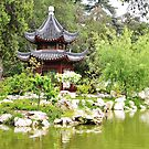 San You Ge Pagoda by keng612