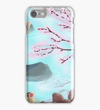 Hot Springs iPhone Case/Skin