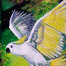 Flight In the Wild by Ciska