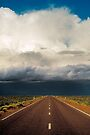 Outback Storm by Ern Mainka
